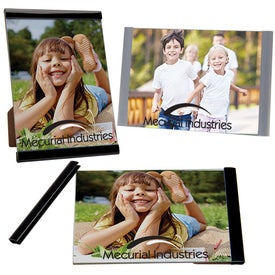 "Three Piece Clip Frame (7.125"" x 5.0625"" x 0.25"")"