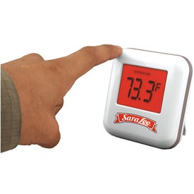 Touch Sensitive Multi Function Clock for Marketing