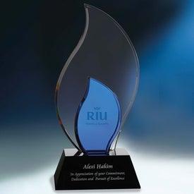 Trailblazer Award Branded with Your Logo