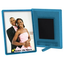 Logo Translucent Magnetic Snap-In Frame
