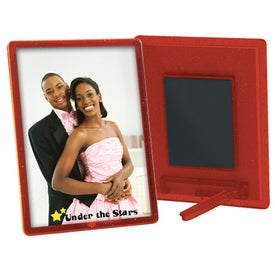Printed Translucent Magnetic Snap-In Frame