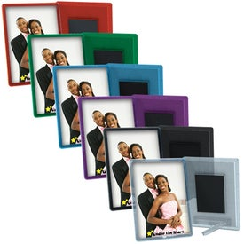 Translucent Magnetic Snap-In Frame Printed with Your Logo