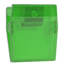 Advertising Translucent Safe T Clip