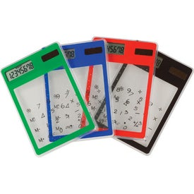 Transparent Calculator for Customization