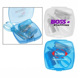 Promotional Travel Stapler Set