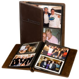 Tribeca Grand Photo Album Branded with Your Logo