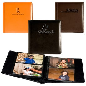 Tribeca Grand Photo Album Imprinted with Your Logo