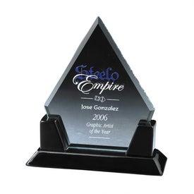 """Tribute Award (8"""" x 9"""" x 3"""")"""