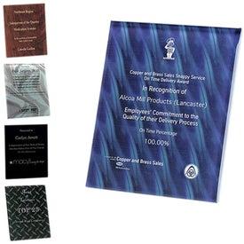 Trillinnium Award Plaque