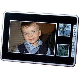 Trio Digital Photo Frame Giveaways