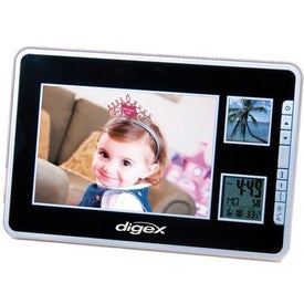 Trio Digital Photo Frame