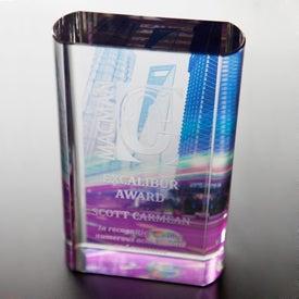 Triumph Petite Award with Your Slogan