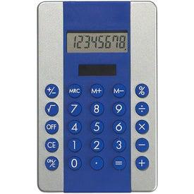Printed Two-Tone Calculator