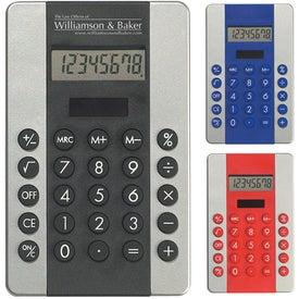 Custom Two-Tone Calculator