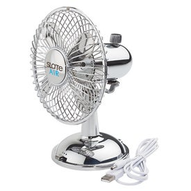 USB Oscillating Fan