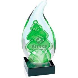Viridis Award Branded with Your Logo