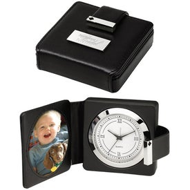 Voyage II Travel Alarm and Photo Frame