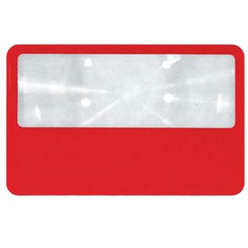 Logo Wallet Magnifier With Case