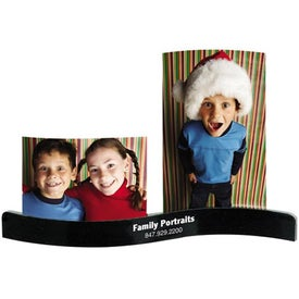Advertising Wavy Photo Holder