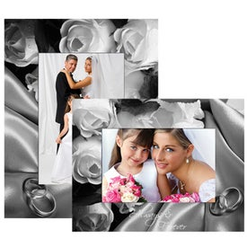 Wedding Paper Easel Frame