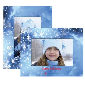 Winter Paper Easel Frames