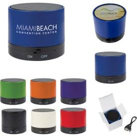 Wireless Mini Cylinder Speaker