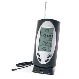 LCD Wireless Weather Station for Your Church