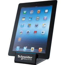 Monogrammed Zoom Stand for Tablets