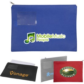Letter Size Non-Woven Document Envelope