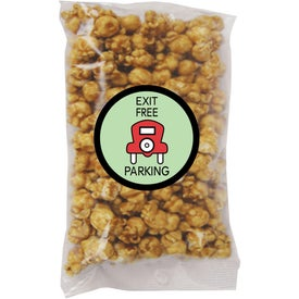 Gourmet Caramel Popcorn Single (5 Oz.)