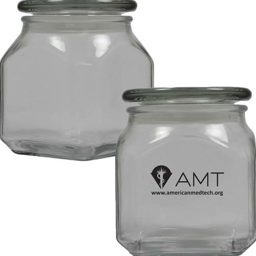 See Item Medium Square Apothecary Jar