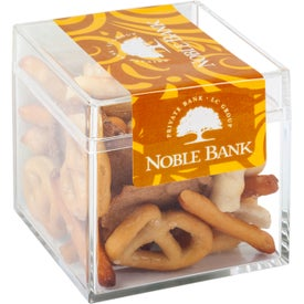 Sweet Boxes with Gardetto Snack Mix