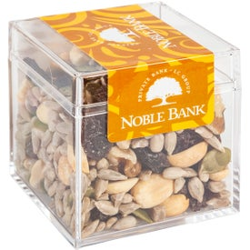 Sweet Boxes with Raisin Nut Trail Mix