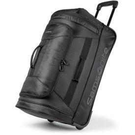 """22"""" Samsonite Andante 2 Wheeled Duffel Bag"""