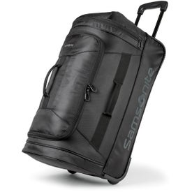 "22"" Samsonite Andante Wheeled Duffel Bag"