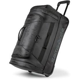 """22"""" Samsonite Andante Wheeled Duffel Bag"""