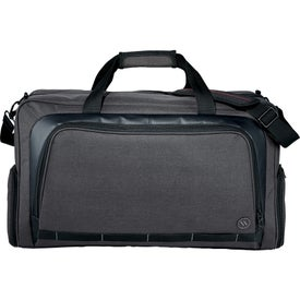 "Elleven 22"" Squared Duffel with Garment Bag"