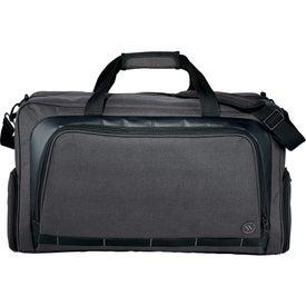 "Elleven 22"" Squared Duffel with Garment Bag"