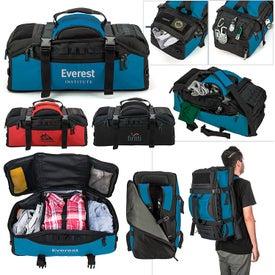 Beast of Burden Duffel Backpack