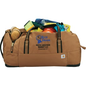 "Carhartt Signature Work Duffel Bag (30"" x 15"" x 14"")"