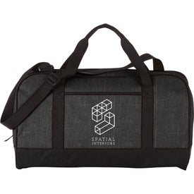 Heather Duffel Bag