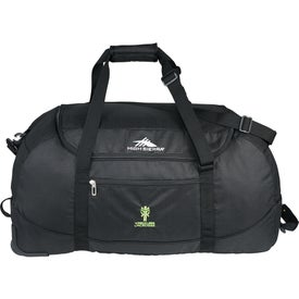"High Sierra Packable 30"" Wheel-N-Go Duffel"