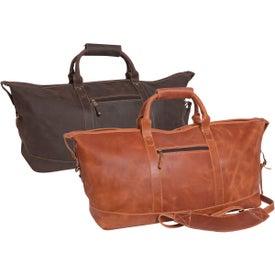 Little River Leather Duffel Bag