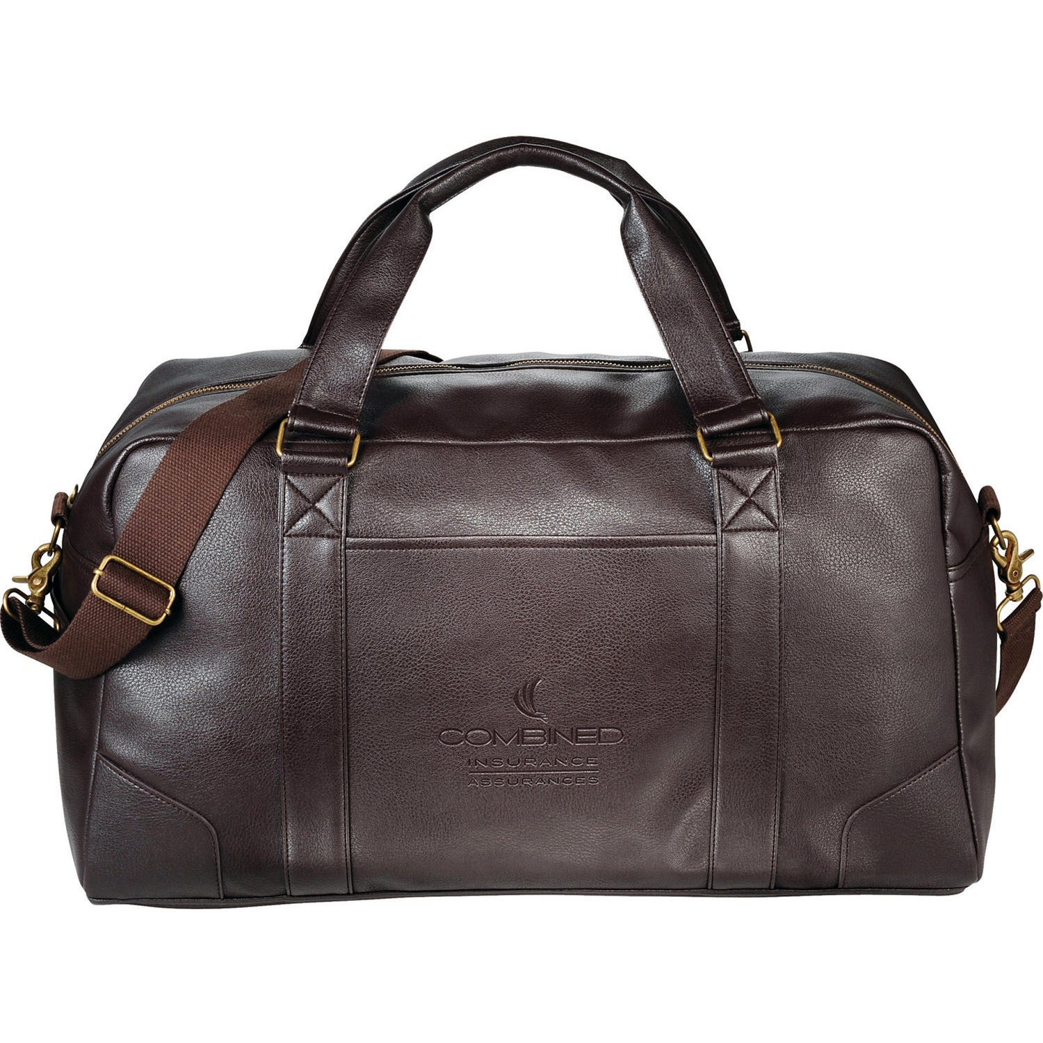 Oxford Weekender Duffel Bag