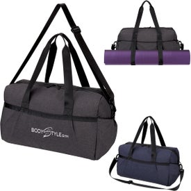 Performance Duffel Bags