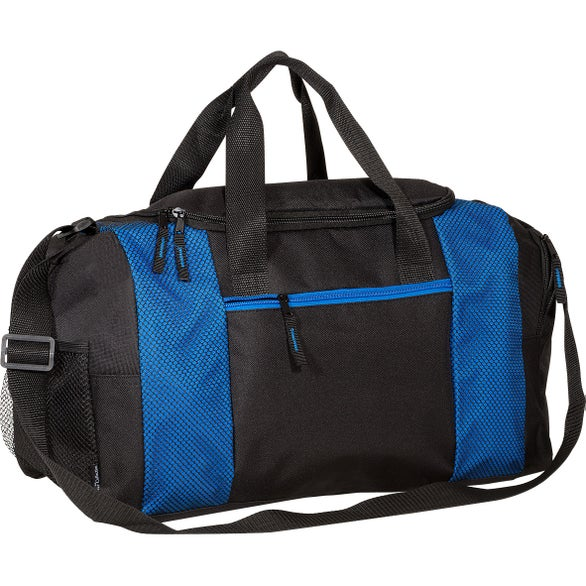 Blue / Black Porter Duffel Bag