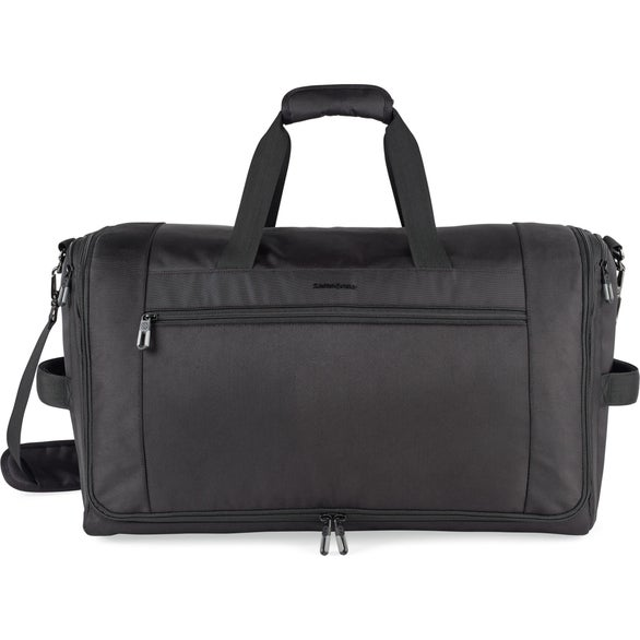 Black Samsonite Corporate Warrior Garment Duffel Bag