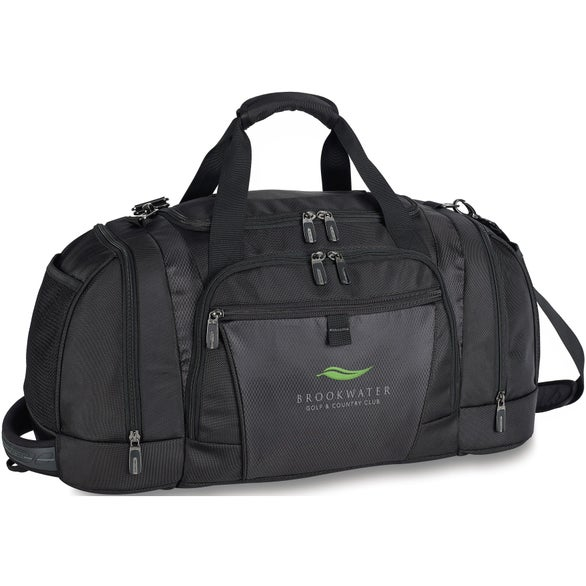 Black Samsonite Tectonic 2 Sport Duffel Bag