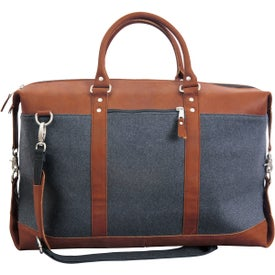 Sawyer Wool Duffel Bag