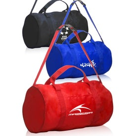 Sporty Duffle Bag